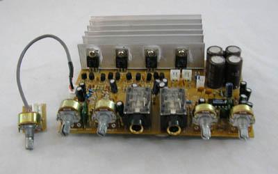 有源音箱内部有功放电路