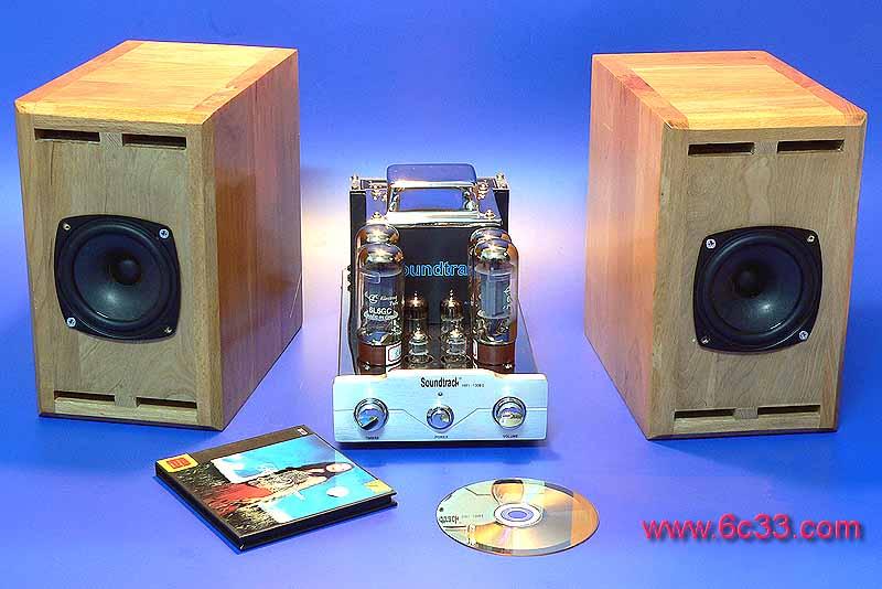 发烧级迷宫音箱设计图分享展示