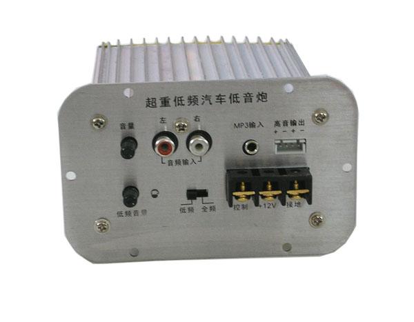名称:汽车低音炮功放-广西北流市万利音响设备加工厂高清图片